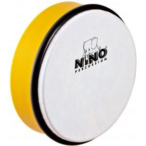 """NINO HAND DRUM 6"""" YELLOW - NINO4Y"""