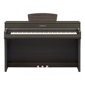 Yamaha Clavinova CLP-735 DW Digital Upright Piano - Dark Walnut