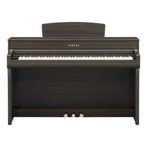 Yamaha Clavinova CLP-745DW Digital Upright Piano - Dark Walnut