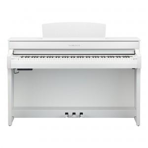 Yamaha Clavinova CLP-745WH Digital Upright Piano - White