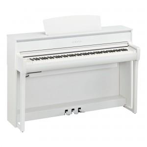 Yamaha Clavinova CLP-775 WH Digital Piano - White