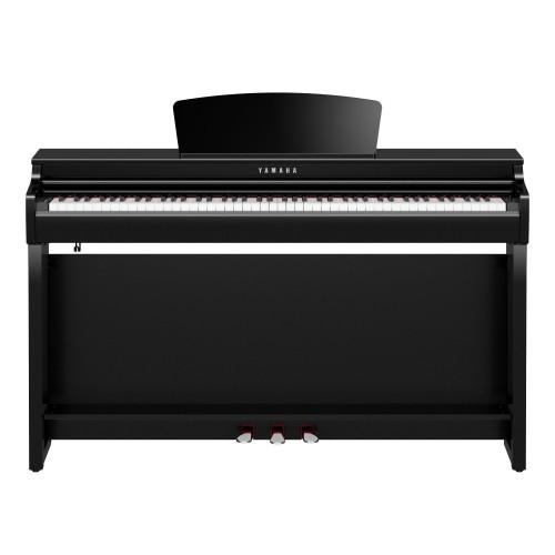 Yamaha Clavinova CLP-725 PE Digital Piano - Polished Ebony