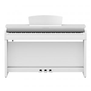 Yamaha Clavinova CLP-725 WH Digital Piano - White
