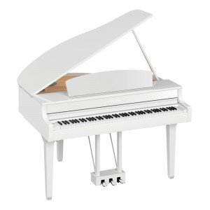Yamaha Clavinova CLP-795GP WH Digital Piano - White