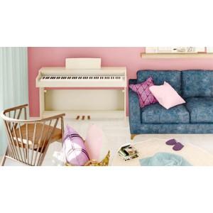Yamaha Arius YDP-164WA Digital Home Piano - White Ash