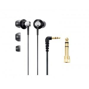 Yamaha EPH-50 Inner Ear HeadPhone - Black (#As-Is Condition)