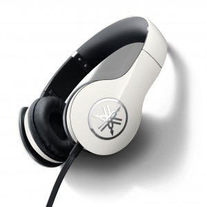 Yamaha HPH-PRO300 Ear Headphone - White (#As-Is Condition)
