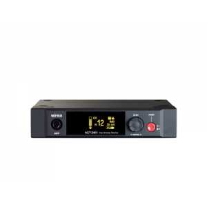 Mipro ACT-2401 2.4 GHz 1/2U Single-Channel Digital Receiver