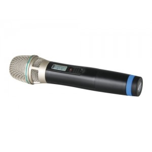 Mipro ACT-312B Dual-Channel Diversity Receiver/ACT-32HT Handheld Transmitter