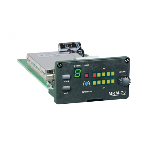 Mipro MRM-70 UHF Single-Channel Diversity Receiver Module