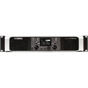 Yamaha PX10 Power Amplifiers
