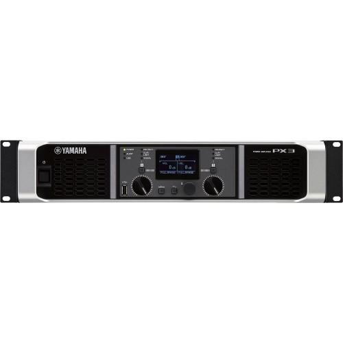 PX3 Power Amplifiers