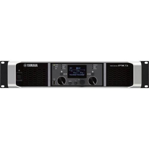 Yamaha PX5 Power Amplifiers