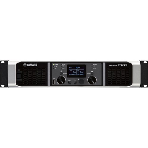 Yamaha PX8 Power Amplifiers