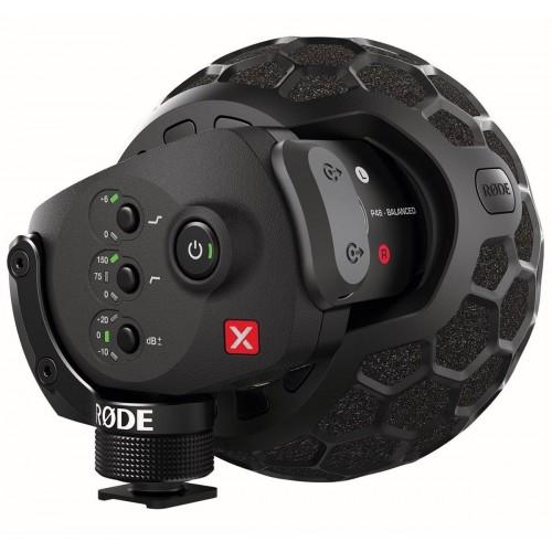 RODE - Stereo VideoMic X