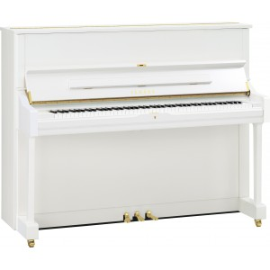 Yamaha Upright Piano U1 PWH - Polished White