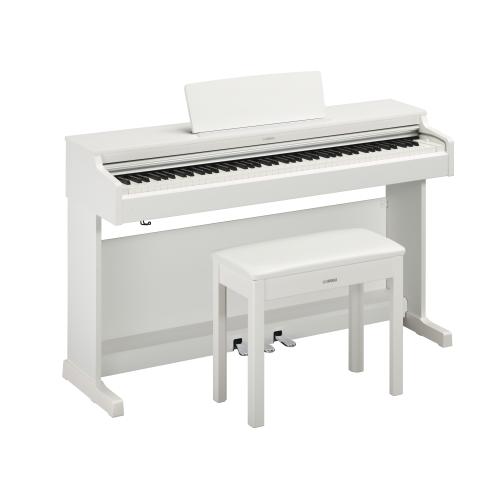 Yamaha Arius YDP-164WH Digital Home Piano - White