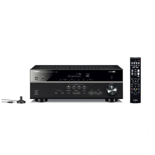 Yamaha RX-V385 5.1-channel AV Receiver - Black