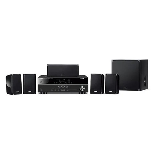 Yamaha YHT-1840 5.1 Channel Home Theater Package - Black