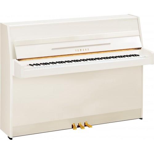 Yamaha Upright Piano JU109 PWH - Polished White