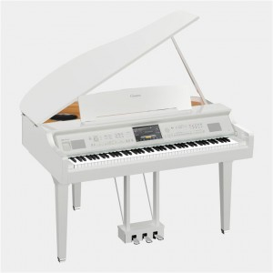 Yamaha CVP-809GPPWH (Polished White)