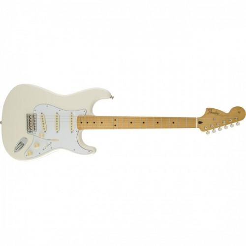 Fender 0145802305 Jimi Hendrix Stratocaster Electric Guitar MN Olympic White