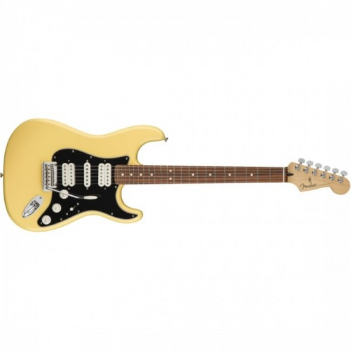 Fender 0144533534 Player Stratocaster HSH Electric Guitar PF Buttercream