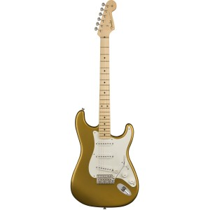 Fender 0110112878 American Original '50s Stratocaster, Maple Fingerboard, Aztec Gold