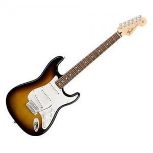 Fender Standard Stratocaster - Rosewood Sunburst