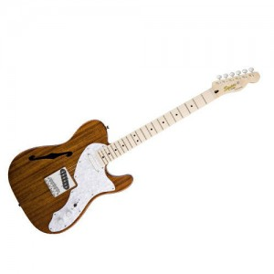 Fender Squier Classic Vibe Telecaster Thinline ?  Natural