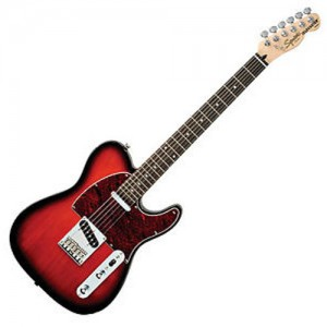 Fender Squier Standard Telecaster ? Antique Burst