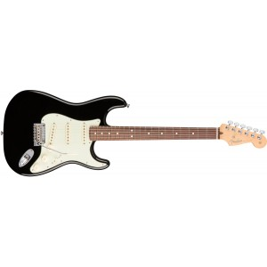 Fender 0113010706 American Professional Stratocaster Rosewood Fingerboard Electric Guitar - Black