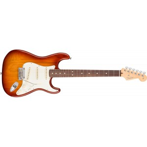 Fender 0113010747 American Professional Stratocaster Rosewood Fingerboard Electric Guitar - Sienna Sunburst