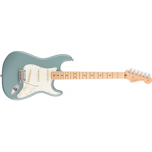 Fender 0113012748 American Professional Stratocaster Maple Fingerboard Electric Guitar - Sonic Grey