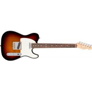 Fender 0113060700 American Professional Telecaster Rosewood Fingerboard Electric Guitar - 3 Color Sunburst