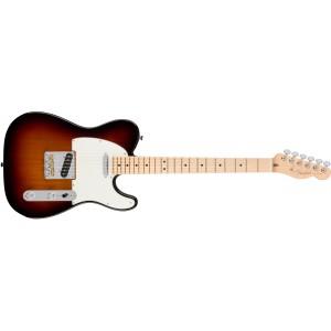 Fender 0113062700 American Professional Telecaster Maple Fingerboard Electric Guitar - 3 Color Sunburst