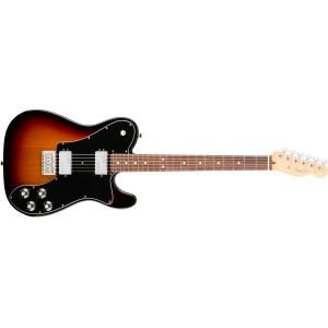 Fender 0113080700 American Professional Telecaster Deluxe Shawbucker Rosewood Fingerboard Electric Guitar - 3 Color Sunburst