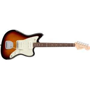 Fender 0113090700 American Professional Jazzmaster Rosewood Fingerboard Electric Guitar - 3 Color Sunburst