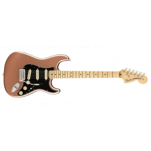 Fender 0114912384 American Performer Stratocaster Maple Fingerboard Electric Guitar - Penny