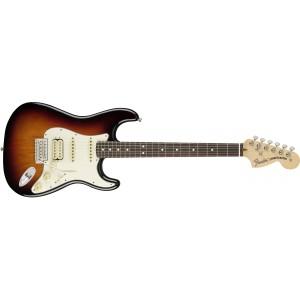 Fender 0114920300 American Performer Stratocaster HSS Rosewood Fingerboard Electric Guitar - 3 Color Sunburst