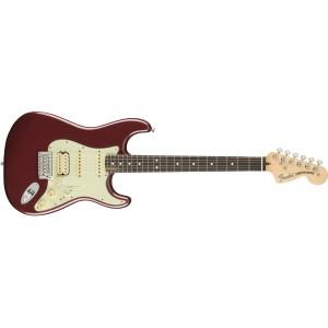 Fender 0114920345 American  Performer Stratocaster HSS Rosewood Fingerboard Electric Guitar - Aubergine
