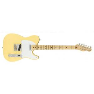 Fender 0115112341 American Performer Telecaster Maple Fingerboard Electric Guitar - Vintage White