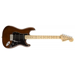 Fender 0115602392 American Special Stratocaster Maple Fingerboard Electric Guitar - Walnut