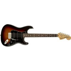 Fender 0115700300 American Special Stratocaster HSS Rosewood Fingerboard Electric Guitar - 3 Color Sunburst