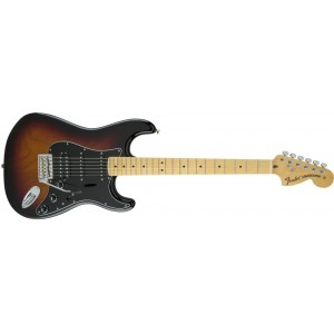 Fender 0115702300 American Special Stratocaster HSS Maple Fingerboard Electric Guitar - 3 Color Sunburst
