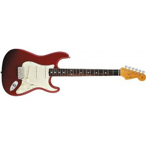 Fender Classic Series  ?60S  Stratocaster ? Rosewood - Candy Apple Red