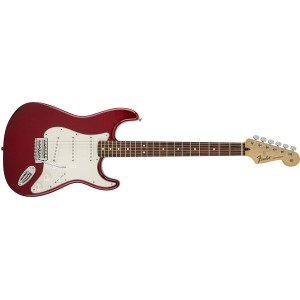 Fender Standard Stratocaster - Rosewood Candy Apple Red