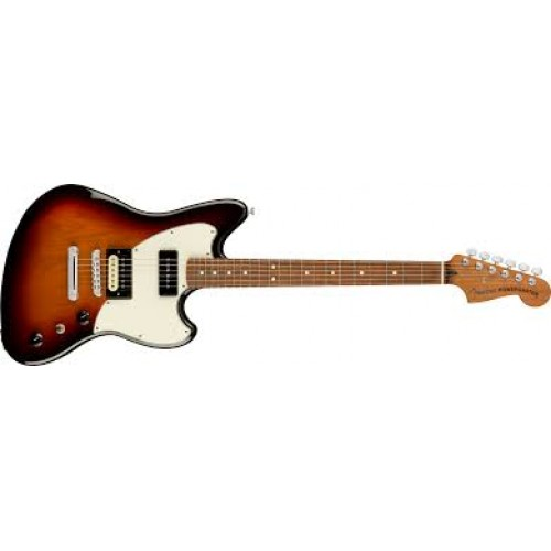 FENDER 0143523300 ALTERNATE REALITY POWERCASTER ELECTRIC GUITAR SUNBURST