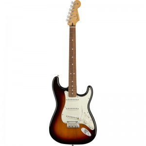 Fender Player Stratocaster w/ Pau Ferro Fretboard in 3-Color Sunburst