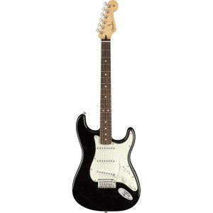 Fender Player Stratocaster w/ Pau Ferro Fretboard in Black